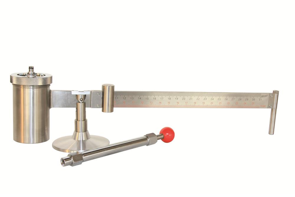 压力液体密度计